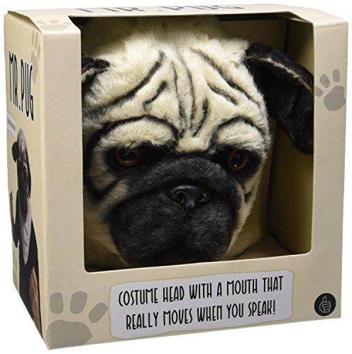 THUMBS UP Thumbsup UK, Pug Dog Mask]()