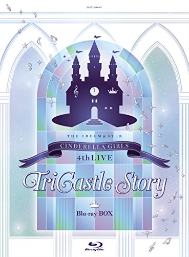THE IDOLM@STER CINDERELLA GIRLS 4thLIVE TriCastle Story[初回限定版]の商品画像