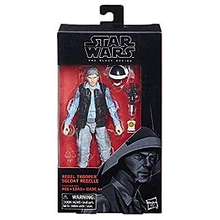Star Wars; The Black Series Rebel Fleet Trooper 6-Inch Action Figure