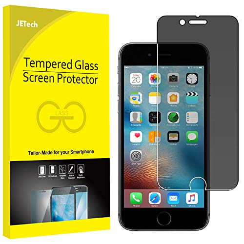JETech Privacy Screen Protector for Apple iPhone 6 and iPhone 6s Anti-Spy...
