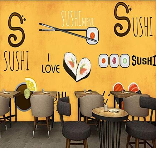 Scmkd Colomac Photo Wallpaper Custom Photo Hand Cuisine Mural Sushi Restaurant Wallpaper Wallpapers for Kitchen Wall Tapeta-120CMX100CM from Scmkd