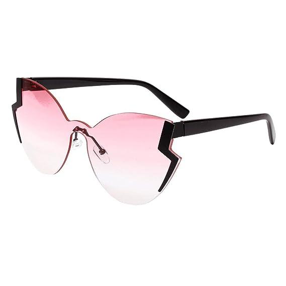 Sencillo Vida Gafas de Sol Mujer Polarizadas Gato Ojos ...