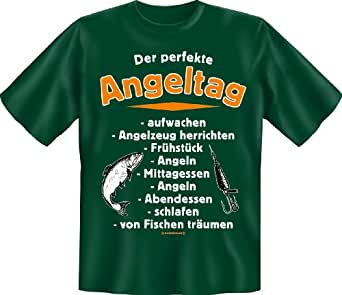 Fiesta de cumpleaños FUN – Camiseta de pesca / pescador ...