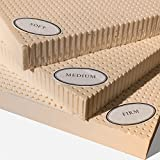 "100% Natural Latex Mattress Topper - Firm - 3"" Queen"