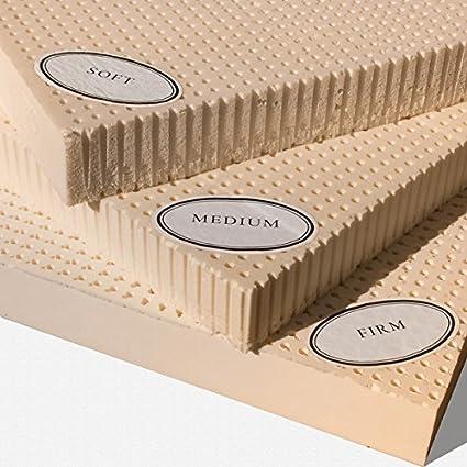 firm latex mattress topper Amazon.com: 100% Natural Latex Mattress Topper   Firm   2