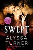 Swept: MMF Menage Romance (Polished Book 2)