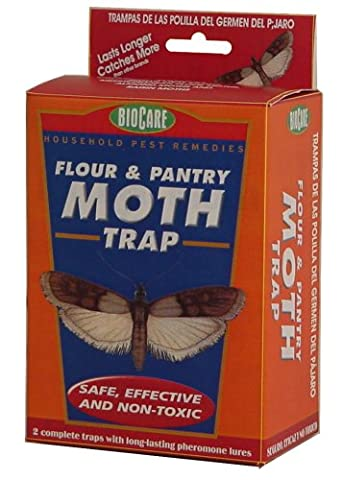 Springstar S202 Flour and Pantry Moth Trap (Moths Spray)