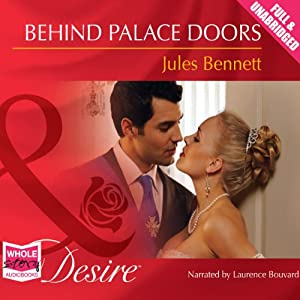 Behind Palace Doors Audiobook