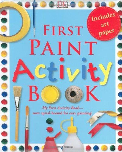 First Paint Activity Book pdf epub