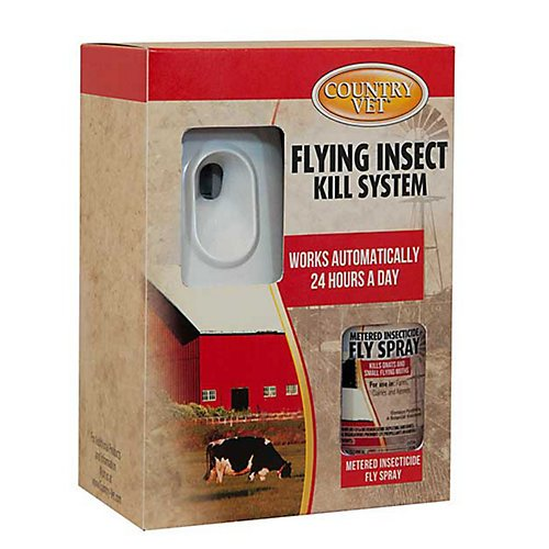 Waterbury Country Vet Equine Flying Insect Control Kit