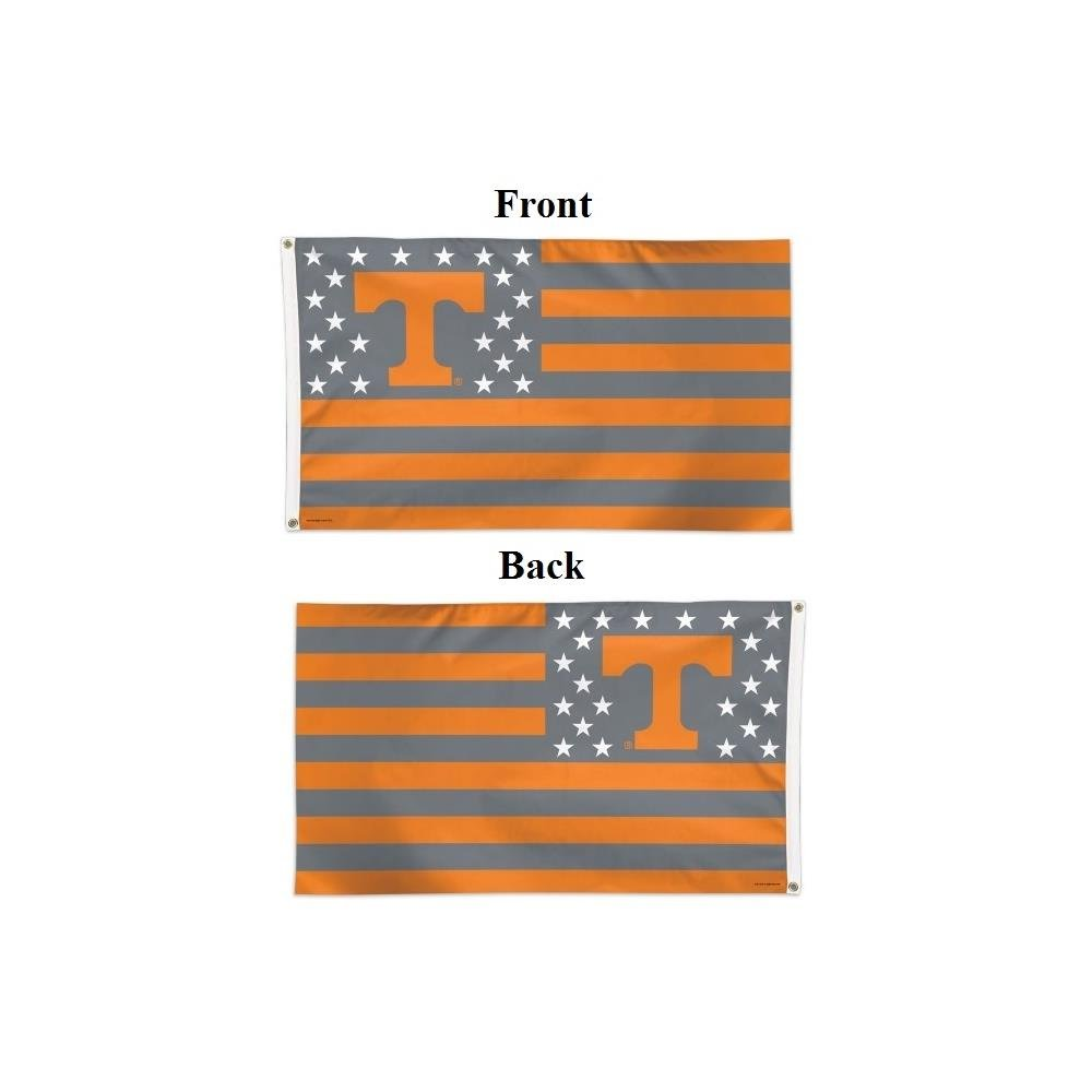 WinCraft NCAA University of Tennessee 13428115 Deluxe Flag, 3' x 5'