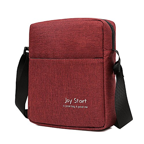 Bag Men's Pangoie Bag Lightweight Casual Waterproof Business Messenger Nylon Network Shoulder Afpwpa4q