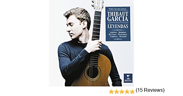 Leyendas: Thibaut García, no disponible: Amazon.es: Música