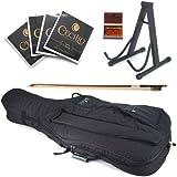 Cecilio CCO-100 Student Cello with Soft