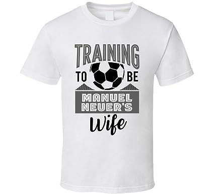 watch 4b065 76193 Amazon.com: Manuel Neuer Training to Be Wife Germany World ...