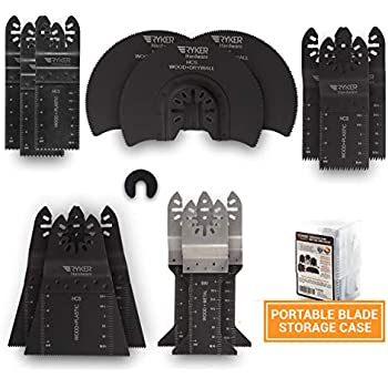 Amazon.com: Vtopmart - Juego de 15 hojas de sierra ...