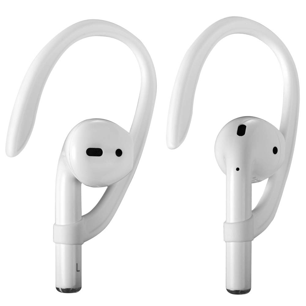 AirPods イヤーフック Apple AirPods 1 & 2 Xoomz Sports Headset for AirPods 1 & 2   B07Q49R99Z
