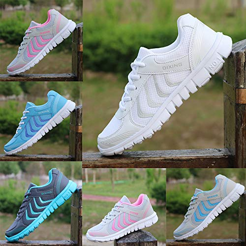 Sneakers Outdoor De chaussures Sports Adulte Mixte Gris Chaussures Course Gym Athlétique Fitness Electri Baskets Multisports 1qSvZXW