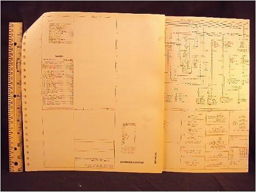 1981 81 FORD Granada & MERCURY Cougar Electrical Wiring Diagrams Manual  ~Original: Ford Motor Company: Amazon.com: BooksAmazon.com