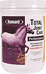 Ramard 079003 Total Joint Care Performance Supplement for horses , 1.21 lb/30 Day