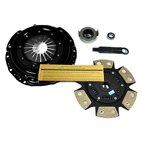 EFT XTREME 1900LBS HDG6 SPRUNG CLUTCH KIT for 1994-2001 ACURA INTEGRA B18