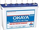 OKAYA 5024TT 150 AH Tall Tubular Battery