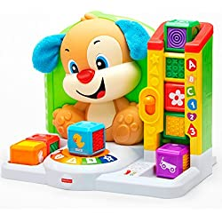 Fisher-Price Laugh & Learn First Words Smart Puppy Blocks
