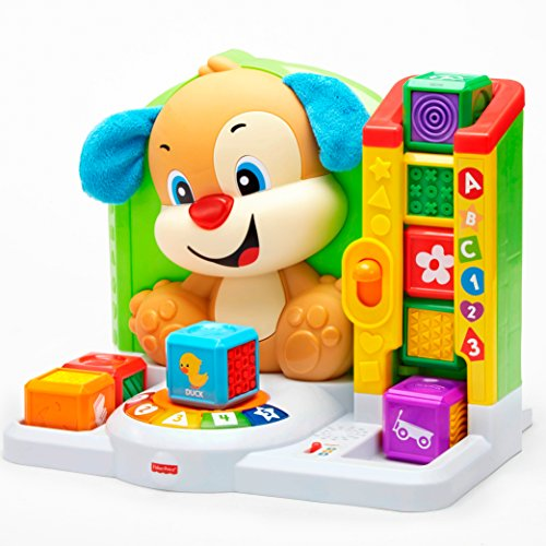 One of the best baby toys for 2017 is the Fisher-Price Laugh & Learn First Words Smart Puppy