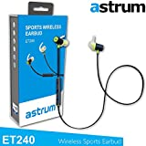 Astrum ET240 Bluetooth Wireless Sport Headphones - Bluetooth Review and Comparison