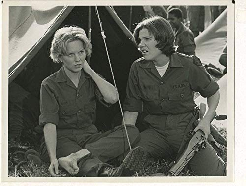 Linda Purl Leslie Ackerman-Women At West Point 1979 CBS TV press photo MBX45
