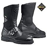 Sidi Canyon Gore-Tex Motorcycle Boots - Black