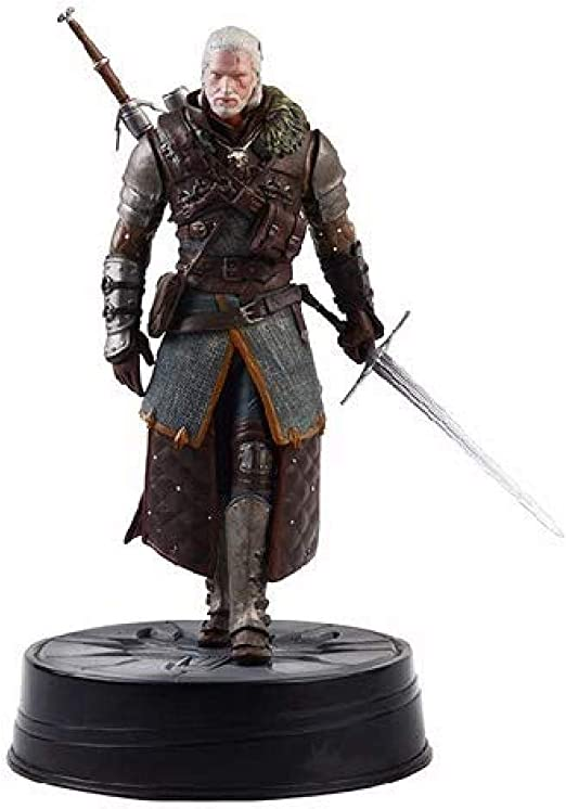The Witcher 3: Wild Hunt Modelo hecho a mano Personajes del juego ...