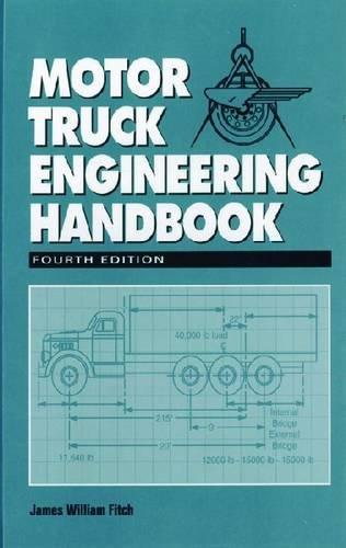 Motor Truck Engineering Handbook