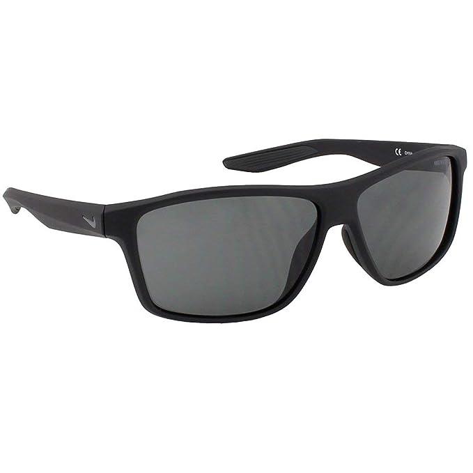 1d50f4148c626 Óculos NIKE Nike Premier Ev1071 001 Preto Fosco Lente Cinza Flash Tam 60