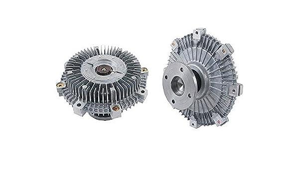 shimahide 21082ea200 Motor ventilador de embrague: Amazon.es: Coche y moto