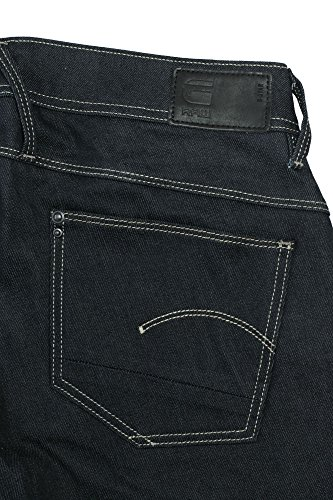 Blau G star Skinny Raw Donna Jeans Basic 1CPTq