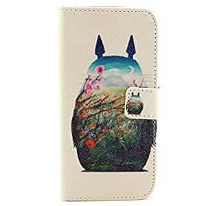 iPhone6 Case, MOKOU Fashion A Style Pattern Design Wallet Case for iphone6 4.7Inch