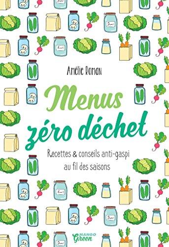 Menus zéro déchet (Mango green) (French - Aperitif 0