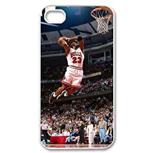 Cool Painting Michael Jordan Unique Design Cover HTC One M7,4S,custom case-353414