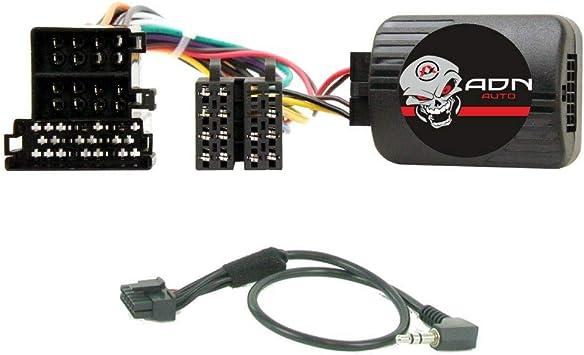 Kenwood Radio Câble Adaptateur Pour Kia//Hyundai Volant télécommande Interface