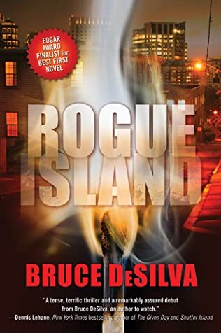 book cover of Rogue Island