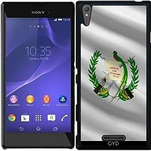 Funda para Sony Xperia T3 - Bandera De Guatemala by Carsten Reisinger