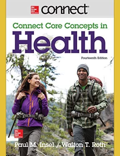 Connect Access Card for Core Concepts in Health BIG