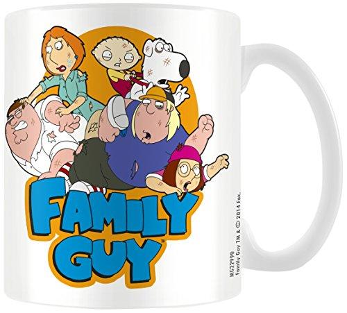 Family Guy (Group) Mug - MG22990 - Pyram - Family Guy Mug Shopping Results