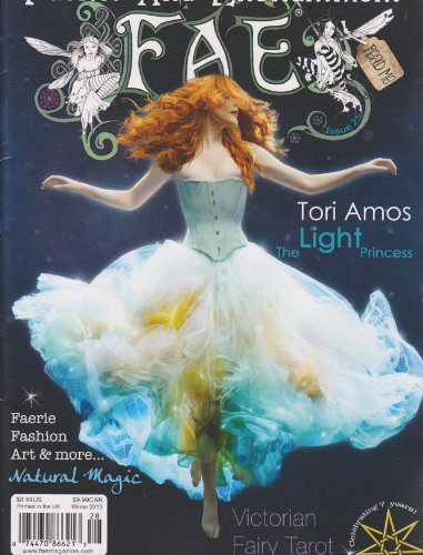 Faeries and Enchantment Magazine Winter 2013