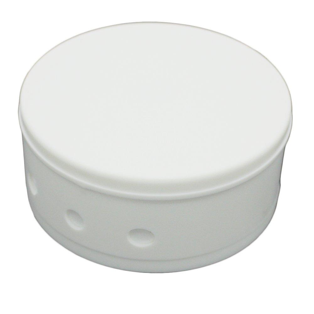 Distribució n de caja Blanco Plá stico de 2 piezas con accesorios Diá metro 70 x 31 mm Caja de conexiones Caja de conexió n conector lata Unbekannt