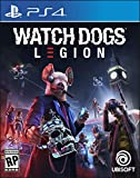 Watch Dogs Legion - PlayStation 4 Standard Edition for $49.94 at Amazon