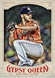 2016 Topps Gypsy Queen Baseball #92 Lance McCullers Houston Astros