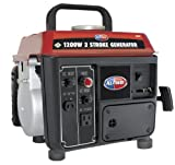 All Power America APG3004D, 1000 Running Watts/1200 Starting Watts, Gas Powered Portable Generator