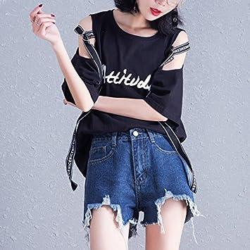 676eea731 YYJZJW Shorts para Mujer Shorts para Mujer Faldas Jeans Shorts ...